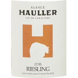 Alsace Riesling vin blanc sec, 2016