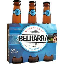 Bière basque blanche