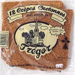 Crêpes bretonnes du Trégor