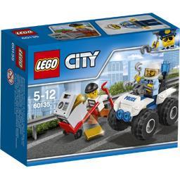 City - L'arrestation en Tout Terrain
