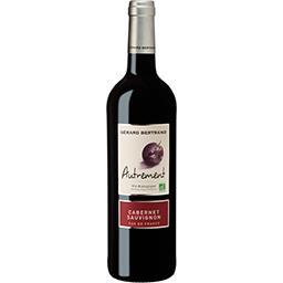 Vin de pays d'Oc BIO - Autrement - Cabernet Sauvignon, vin rouge