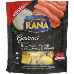 Gourmet - Tortellini Saumon fumé & fromage frais
