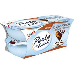 Perle de Lait - Spécialité laitière éclats de chocol...