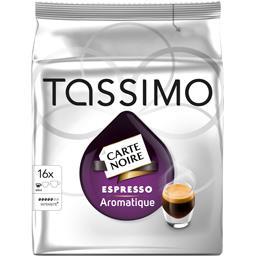 Carte Noire - Capsules de café Espresso Aromatique