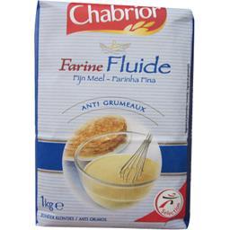 Farine fluide anti-grumeaux