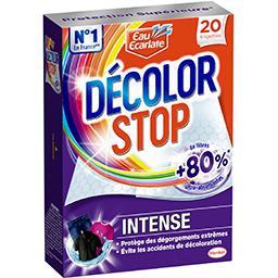 Décolor Stop - Lingettes anti décoloration Intense