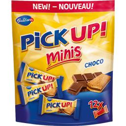 Pick Up - Biscuits Minis choco