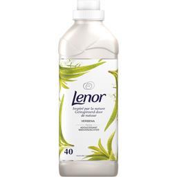 Lenor Lenor Adoucissant verveine La bouteille de 1l, 40 lavages