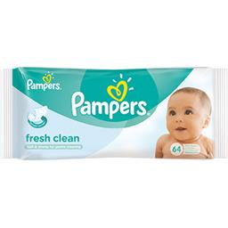 Pampers Fresh clean - lingettes