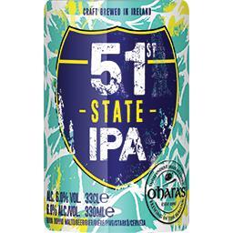 Bière 51st State Ipa