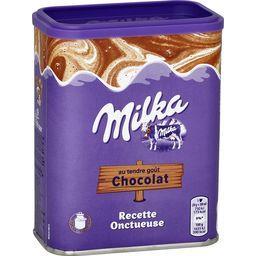 Chocolat en poudre Recette Onctueuse