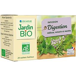 Infusion Digestion mélisse romarin menthe BIO