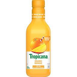Pur jus orange mangue