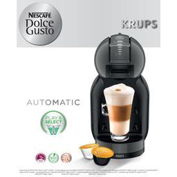 Machine à café Nescafé Dolce Gusto Mini, noir