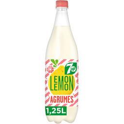 Citronnade Lemon gazeuse saveur agrumes