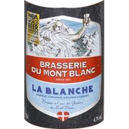 Bière La Blanche