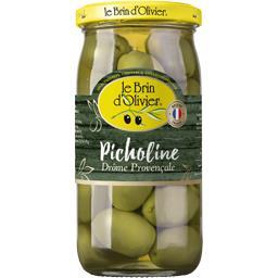 Olives vertes Picholine du Gard