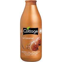 Douche & bain Lait Gourmand Le Caramel