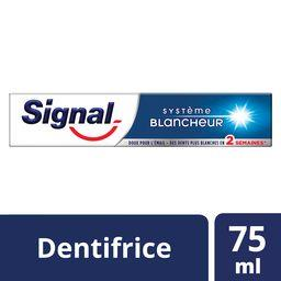 Système Blancheur - Dentifrice blancheur
