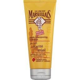 Le Petit Marseillais Après-shampooing Nutrition au lait de karité & au mi...