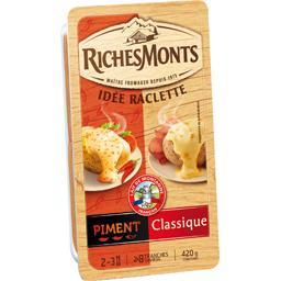 Riches Monts Les Idées Raclette - Fromages à raclette classique &...