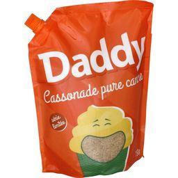 Daddy Cassonade pure canne la poche de 750 g
