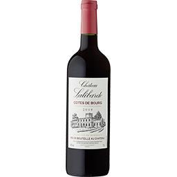 Côtes de Bourg vin rouge, 2016