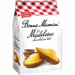 La Madeleine chocolat au lait