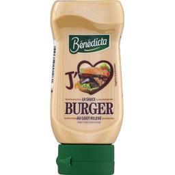 Sauce Burger au goût relevé