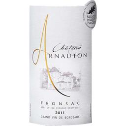 Fronsac vin rouge, 2011