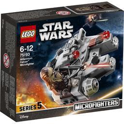 Star Wars - Microfighter faucon millenium 6-12