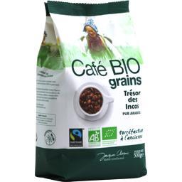 Café BIO grains Trésor des Incas
