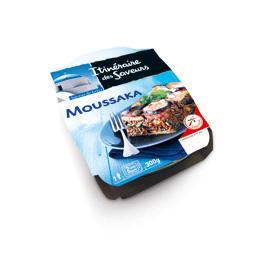 Moussaka, saveur de Grèce