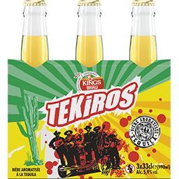 Bière Tekiros