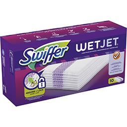 lingettes recharges balai wetjet pour tous types de ...