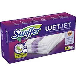 Swiffer Recharge lingettes WetJet tous types de sol
