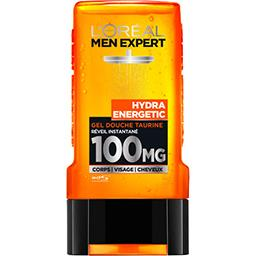 Men Expert - Gel douche taurine Hydra Energetic