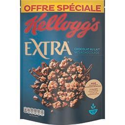 Extra - Céréales chocolat au lait