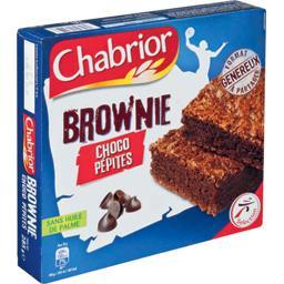 Brownie choco pépites