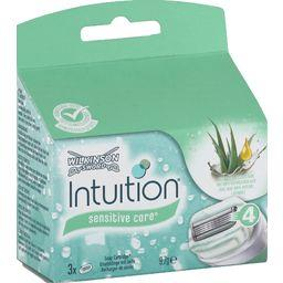 Intuition - Lames de rasoir Naturals Sensitive Care