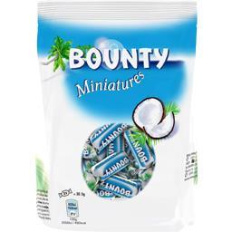 Mini barres chocolat au lait noix de coco