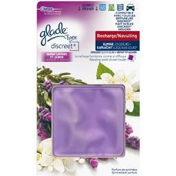 Glade - Recharge Discreet senteur lavande et jasmin