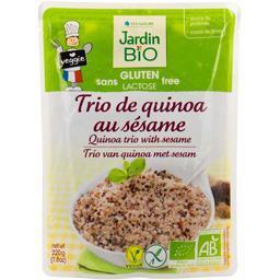 Trio de quinoa au sésame BIO