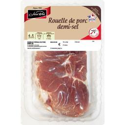 Rouelle de porc demi-sel