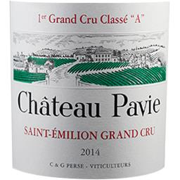 Saint-Emilion Grand Cru Château Pavie - 1° Grand Cru...