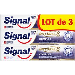 Signal Integral 8 - Dentifrice intégral complet