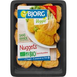 Veggie - Nuggets BIO sans viande