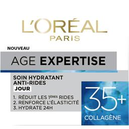 Age Expertise - Soin hydratant anti-rides jour 35+