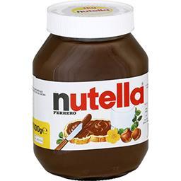 Nutella Pâte à tartiner noisettes cacao le pot de 1 kg