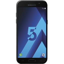 Smartphone Galaxy A5 2017 noir 4G 5,2'' S-Amoled